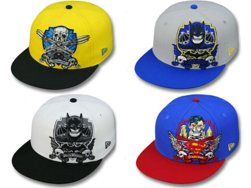 DC Comics x Marvel x New Era – Death Crest Series