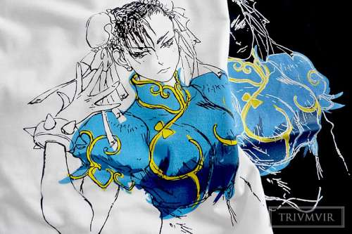 Triumvir Super Street Fighter X Collection - Chun-Li