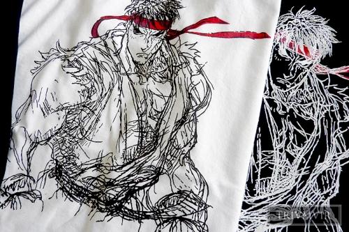 Triumvir Super Street Fighter X Collection - Ryu