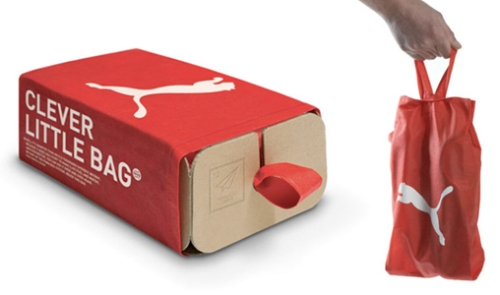 Yves Behar x Pumas - Clever Little Bag