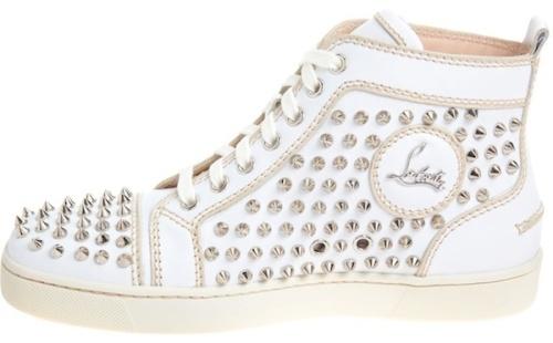Christian Louboutin's Louis sneakers