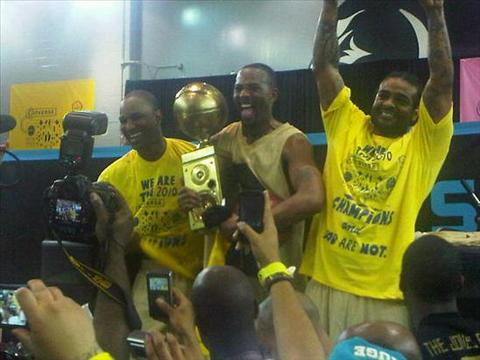 Converse Band Of Ballers 2010 Winners: Jim Jones and The Jones Family