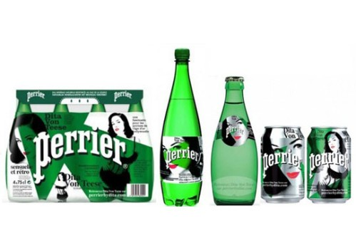 Dita-von-Teese-x-Perrier