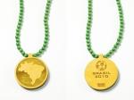 GoodwoodNYC World Cup medallions - Brasil (Brazil)