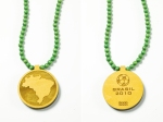 GoodwoodNYC World Cup medallions - Brasil (Brazil)