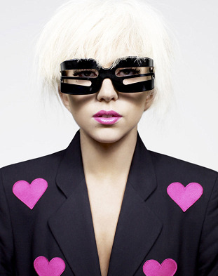 Lady GaGa X Linda Farrow