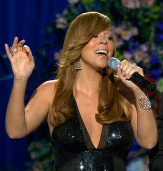 mariah-carey singing