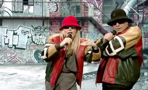 Shazzazz - Gwyneth Paltrow and Jimmy Fallon's rap group