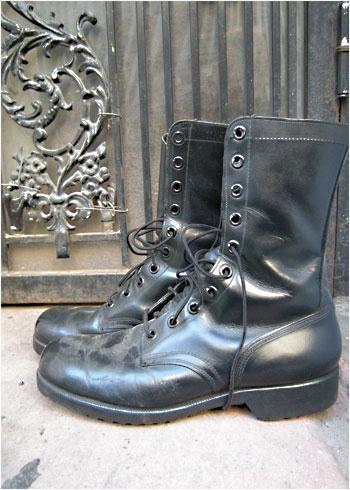 the cast vintage boots