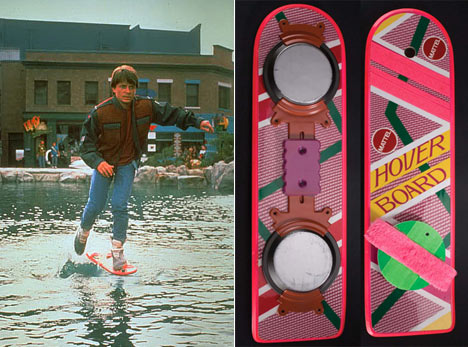 Back To the Future II - Hoverboard